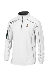 Lehigh University Columbia Shotgun 1/4 Zip Pullover - White