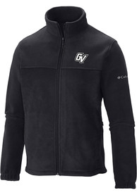 Grand Valley State Lakers Columbia Flanker Medium Weight Jacket - Black