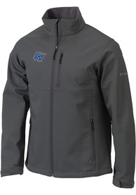 Grand Valley State Lakers Columbia Ascender Heavyweight Jacket - Charcoal