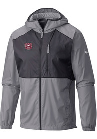 Missouri State Bears Columbia Flash Forward Light Weight Jacket - Grey