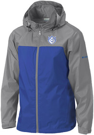 Columbia Saint Louis Billikens Blue Glennaker Lake II Light Weight Jacket