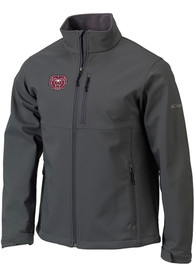 Missouri State Bears Columbia Ascender Heavyweight Jacket - Charcoal