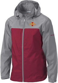 Iowa State Cyclones Columbia Glennaker Lake II Light Weight Jacket - Red