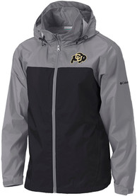 Colorado Buffaloes Columbia Glennaker Lake II Light Weight Jacket - Black