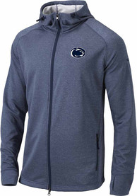 Penn State Nittany Lions Columbia Ace Full Zip Jacket - Navy Blue