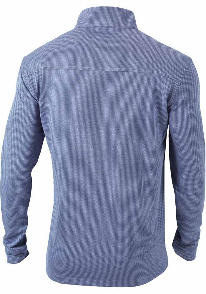 Columbia New York City FC Mens Navy Blue Soar Long Sleeve 1/4 Zip Pullover - Image 2