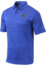 Florida Gators Columbia Set Polo Shirt - Blue