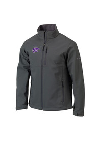 Columbia K-State Wildcats Charcoal Ascender II Heavyweight Jacket