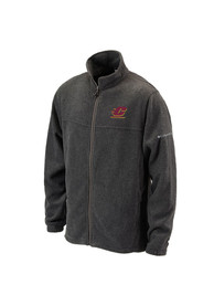 Central Michigan Chippewas Columbia Flanker II Medium Weight Jacket - Charcoal