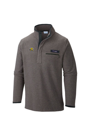 WSU Mens Grey Harborside Pullover