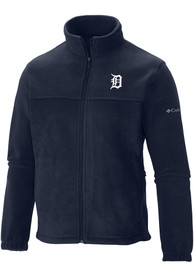 Columbia Detroit Tigers Navy Blue Flanker Light Weight Jacket