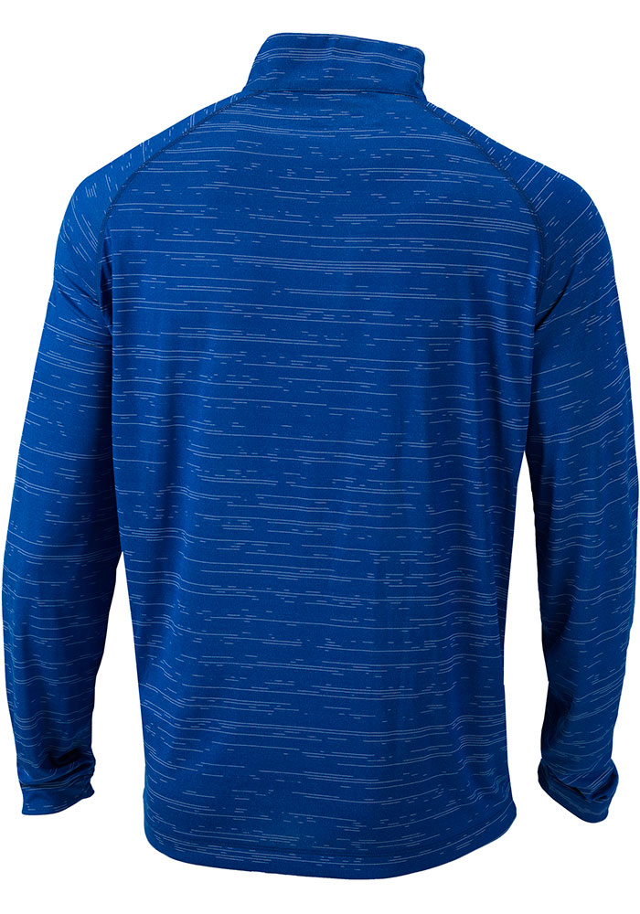 Columbia FC Cincinnati Mens Blue Approach Long Sleeve 1/4 Zip Pullover - Image 2