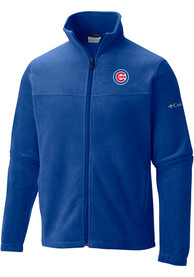 Chicago Cubs Columbia Flanker Light Weight Jacket - Blue
