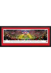 Ohio State Buckeyes National Championship Picture Frame