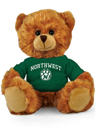 Northwest Missouri State Bearcats 6 Inch Jersey Bear Plush