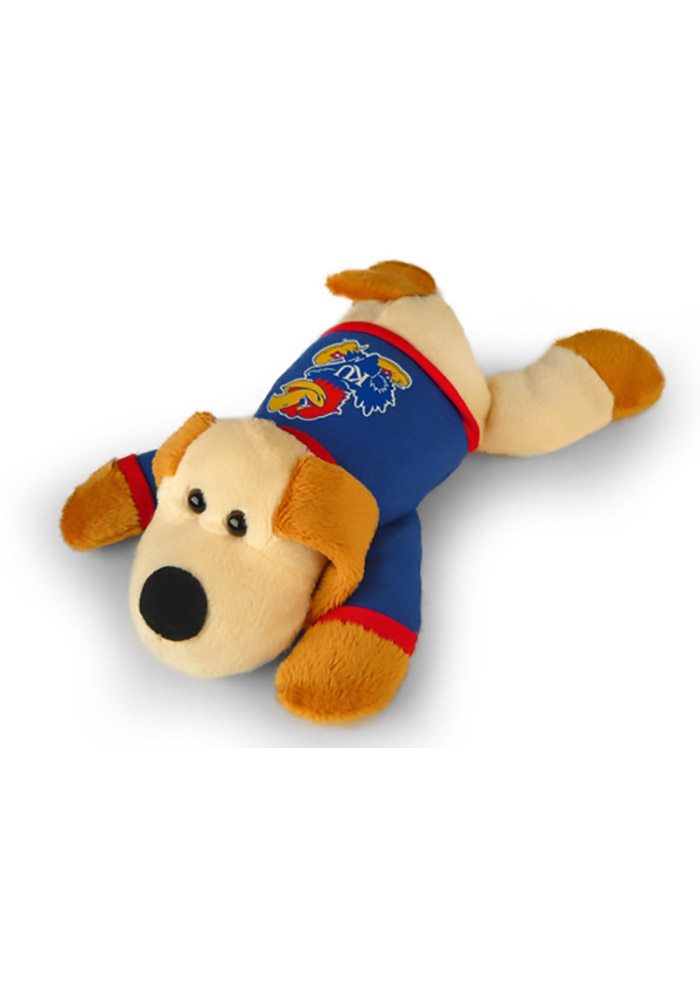 Kansas Jayhawks 12 Team Dog Plush - Image 1