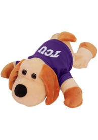 TCU Horned Frogs 12 inch Plush
