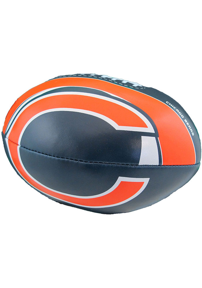 Chicago Bears 6 Plush Football Plush - Image 1
