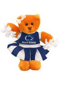 Penn State Nittany Lions 8 Inch Plush Cheer Bear Plush