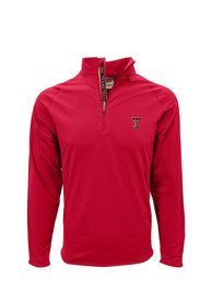 Texas Tech Red Raiders Levelwear Metro 1/4 Zip Pullover - Red