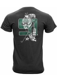 Tyler Seguin Dallas Stars Black screen printed Player Tee