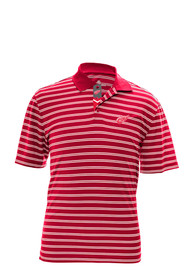 Detroit Red Wings Levelwear Manning Polo Shirt - Red