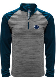 Penn State Nittany Lions Grey Vandal 1/4 Zip Pullover