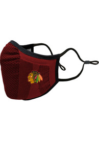 Chicago Blackhawks Guard Single Pack Fan Mask - Red