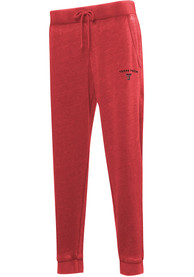 Texas Tech Red Raiders Womens Red Sweatpants