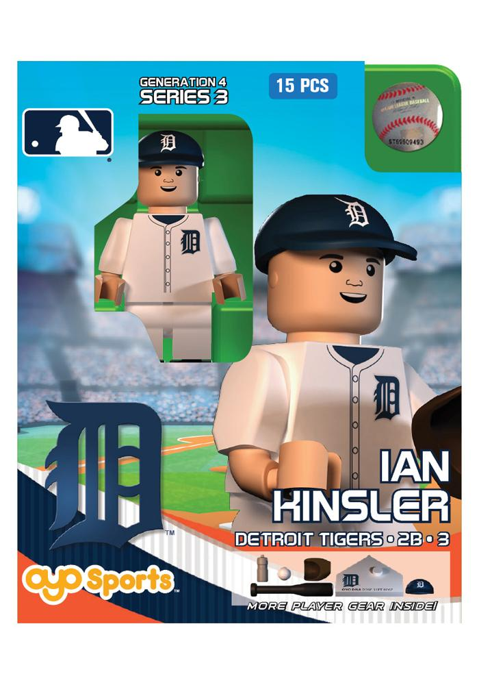 Detroit Tigers Ian Kinsler Generation 4 Collectible Player Oyo - Image 1