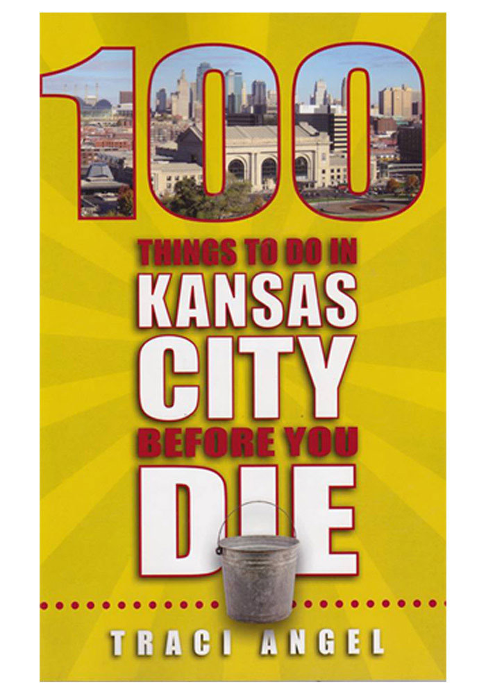 Local Kansas City Gifts 100 Things to Do In KC Travel Book - Image 1