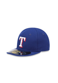 New Era Texas Rangers Blue My 1st 5950 Kids Fitted Hat