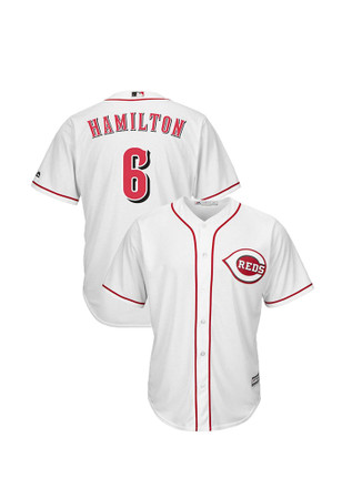 Billy Hamilton Cincinnati Reds Mens Replica Hamilton Cool Base Jersey Jersey