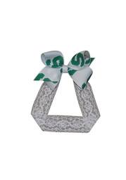 Michigan State Spartans Lace Toddler Headband