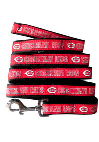 Cincinnati Reds Team Logo Pet Leash