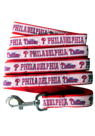 Philadelphia Phillies Team Logo Pet Leash