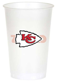 Kansas City Chiefs 20 oz 8 Pack Disposable Cups