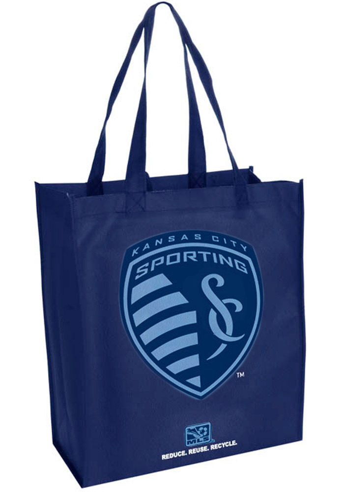Sporting Kansas City Navy Reusable Bag - Image 1