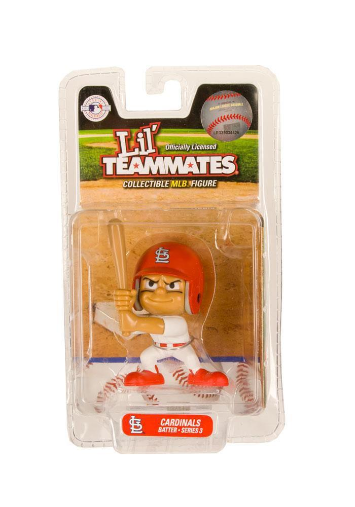 St Louis Cardinals Batter Collectibles Lil Teammate - Image 1