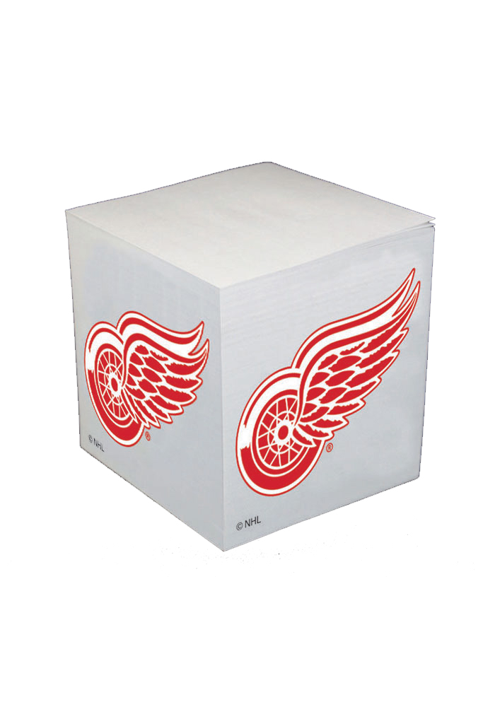 Detroit Red Wings 550 Sheets Sticky Notes - Image 1