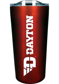 Dayton Flyers Team Logo 18oz Soft Touch Stainless Steel Tumbler - Red