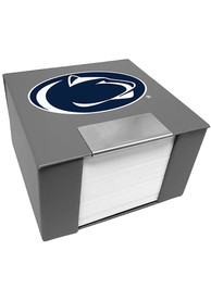 Penn State Nittany Lions Memo Cube Holder Sticky Notes