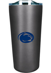 Penn State Nittany Lions Team Logo 18oz Soft Touch Stainless Steel Tumbler - Silver