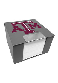Texas A&M Aggies Leather Case Sticky Notes