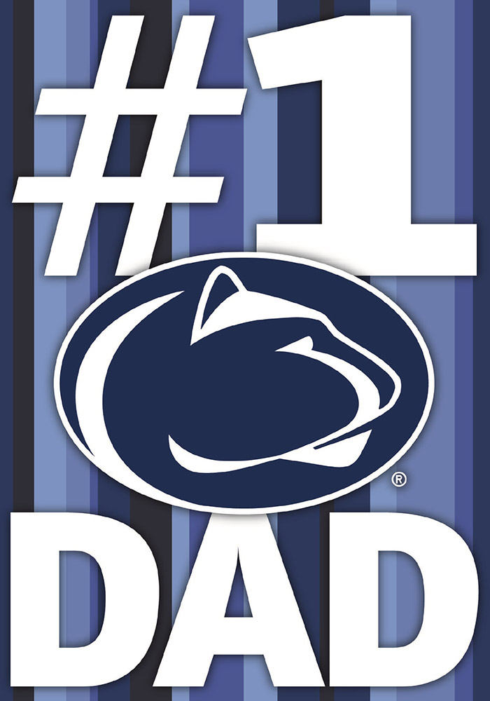 Penn State Nittany Lions PSU Fday Card - Image 1