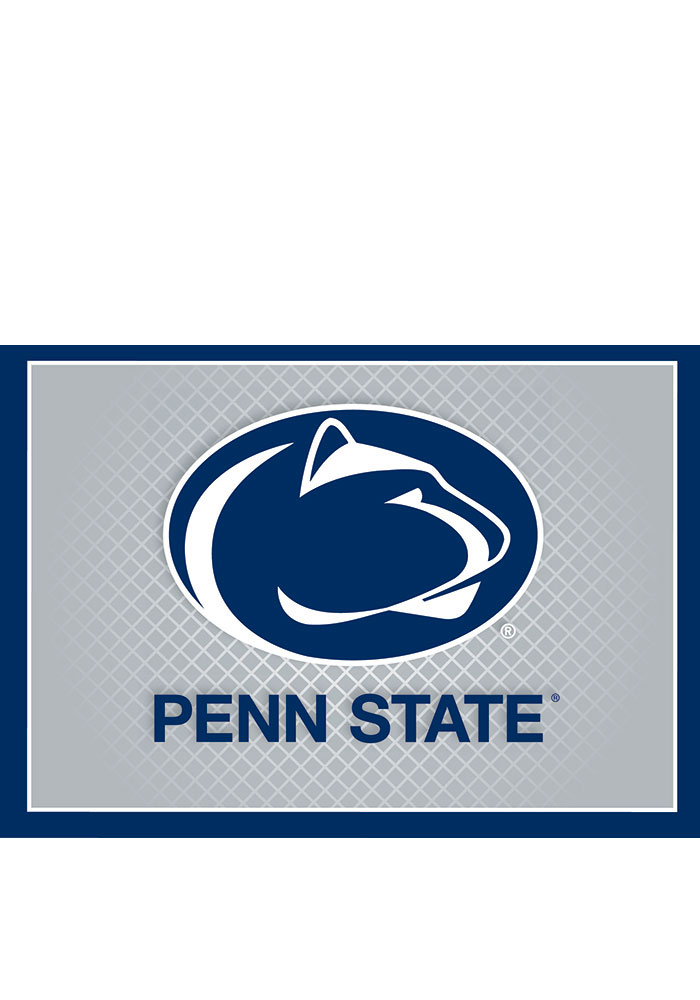 Penn State Nittany Lions PSU Blank Card Card - Image 1