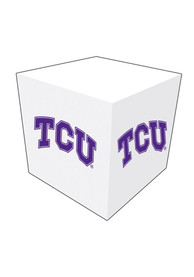 TCU Horned Frogs Memo Paper Cube Sticky Notes