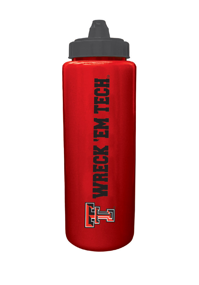 Texas Tech Red Raiders Sport Water Bottle - Image 1