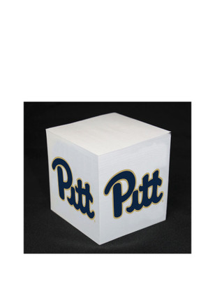 Pitt Panthers Memo Paper Cube Sticky Notes