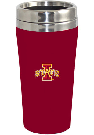 Iowa State Cyclones Soft Touch Travel Mug